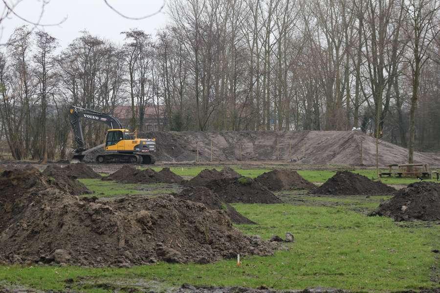 Site onder constructie