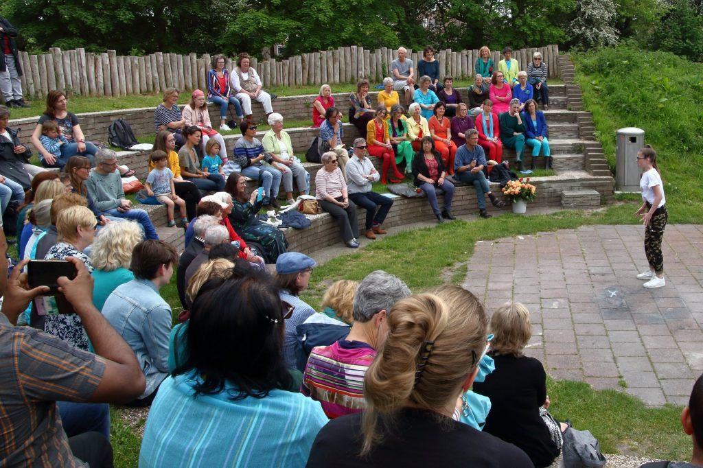 Jaarverslag 2020 werkgroep theater Park De Oude Kwekerij