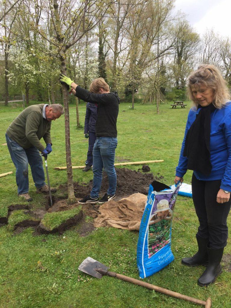 Vrijwilligers gezocht met liefde voor groen!